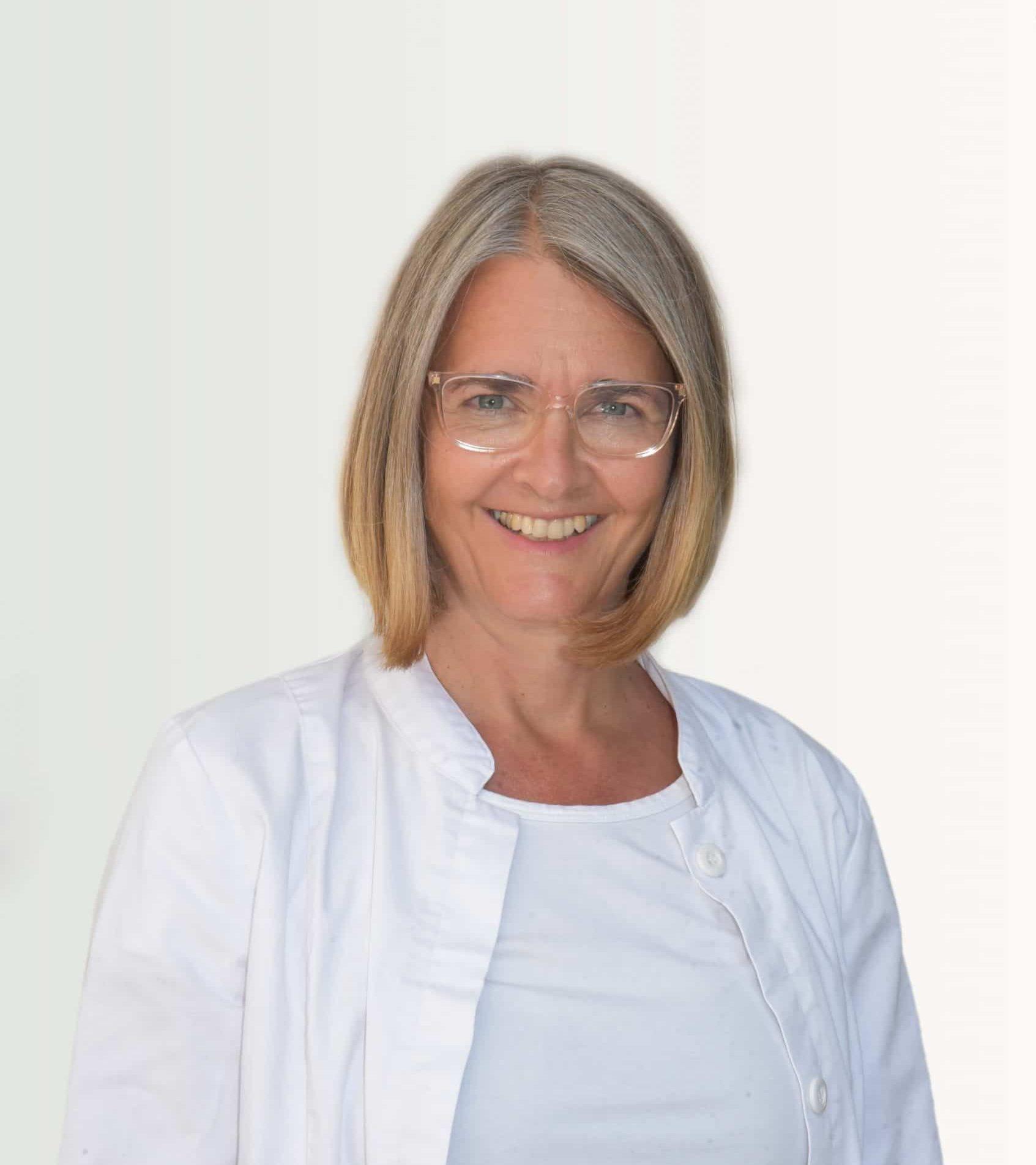 Dr. Ute Busch Lebenslauf